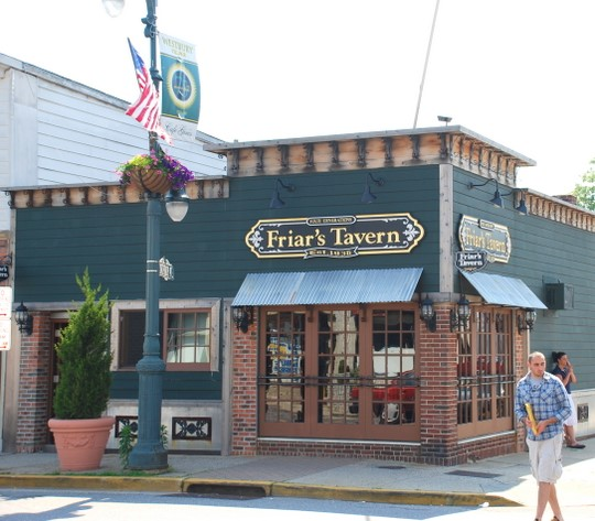 Friar's Tavern in Westbury, New York