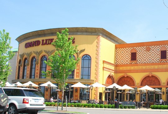 Grand Lux Café in garden city, New York