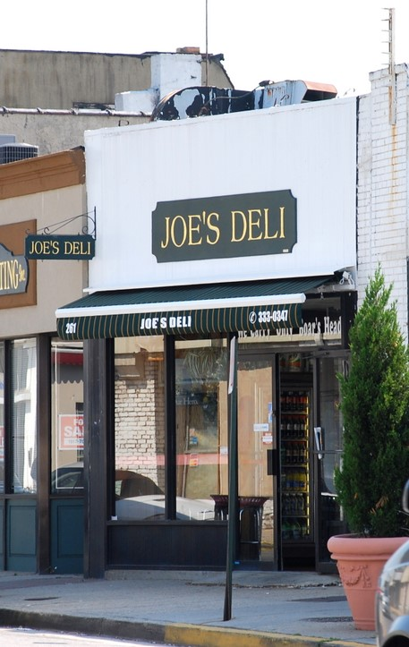 Joe's Deli in Westbury, NY - photo, address, hours and more